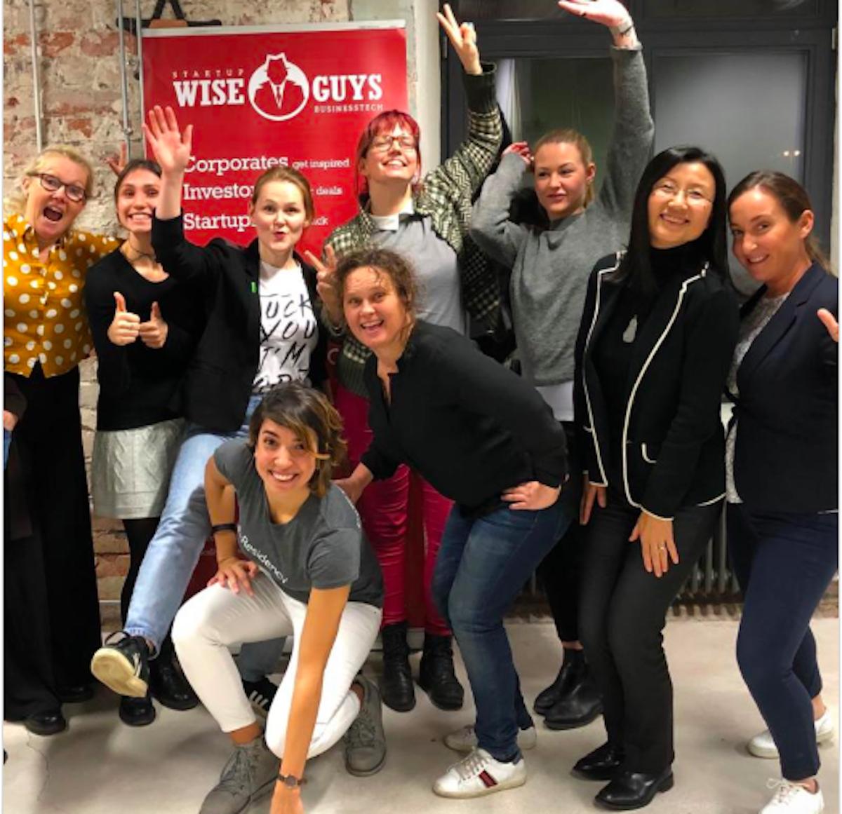 Keiretsu Forum Nordics WISE to Tallinn