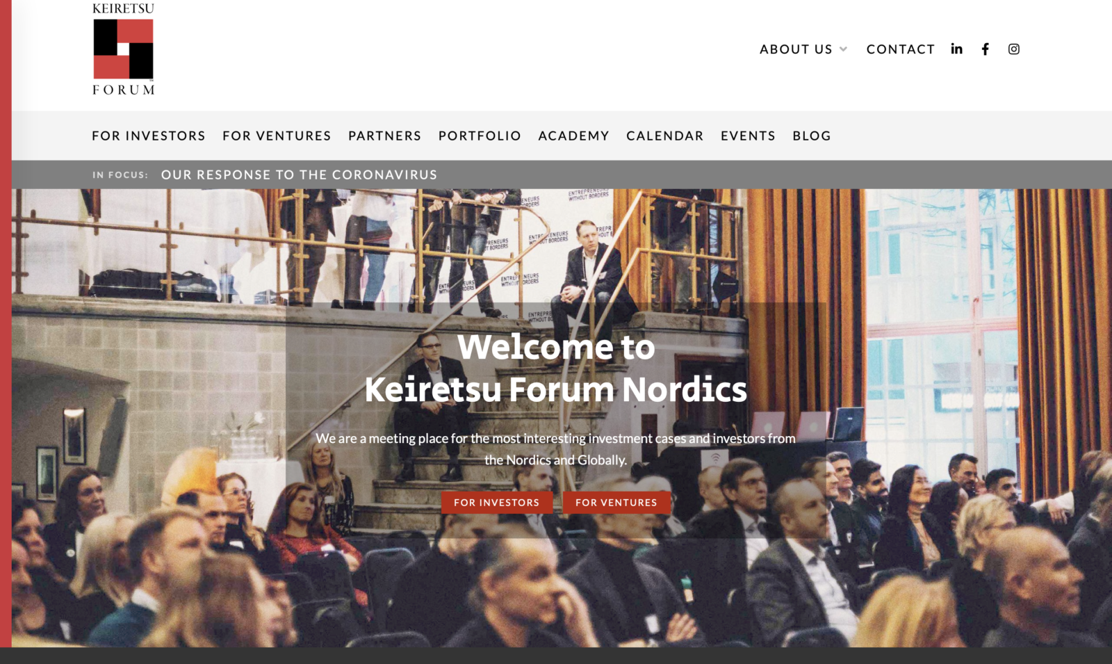 We are pleased to announce the launch of our updated website!