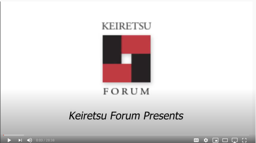 Watch more about Keiretsu Forum on Youtube